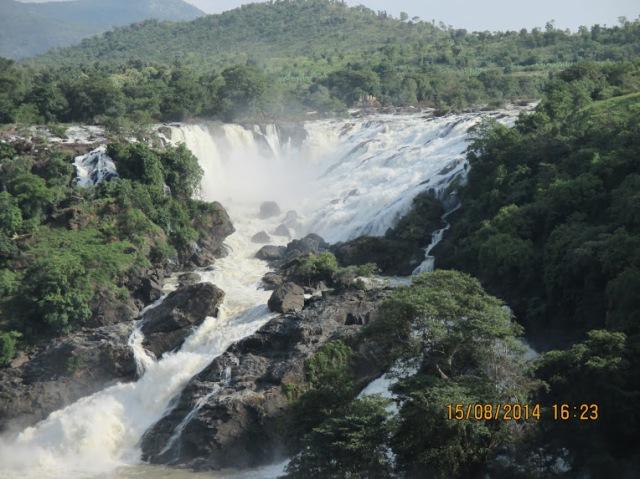 gagana chukki falls 2