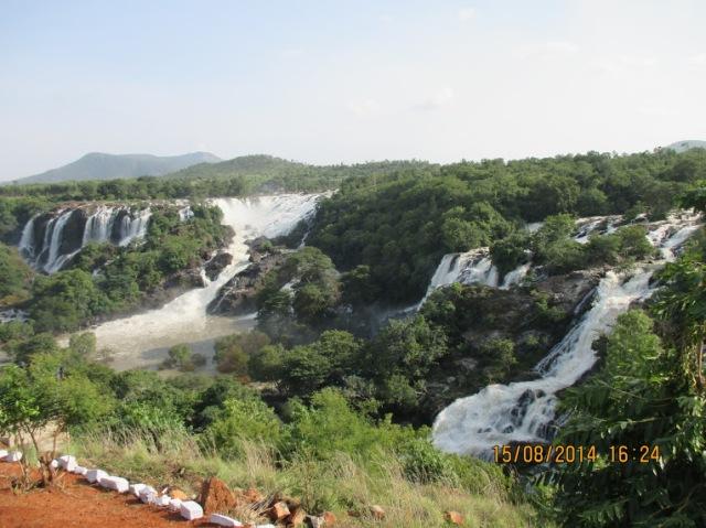 Gagana ckukki falls