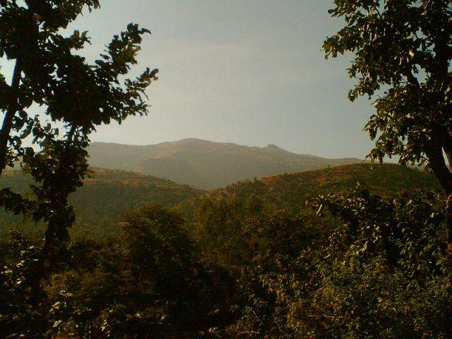 Kalsubai, highest peak in Maharashtra