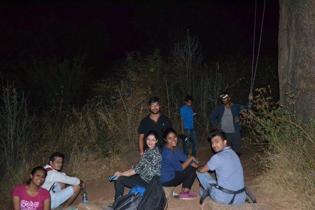 Ramanagara night 1Trek