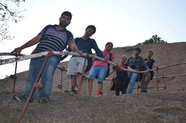 Ramanagara Night Camping