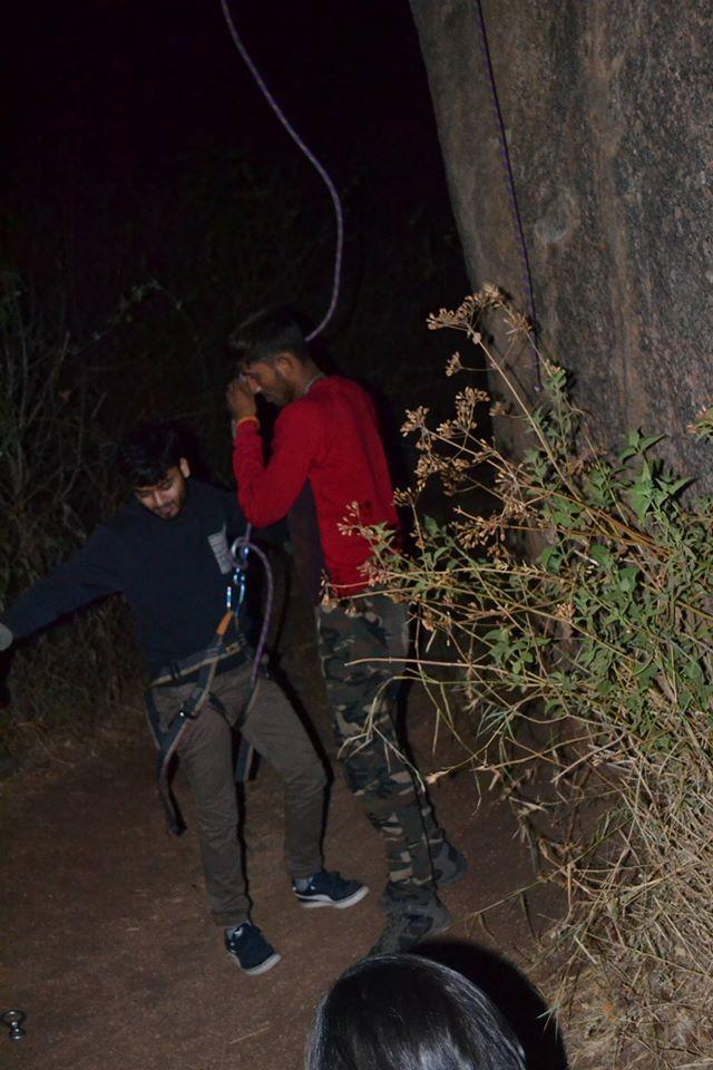 ramnagar bangalore trekking