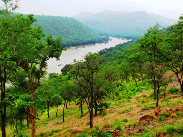 River-Cauvery-Bheemeshwari