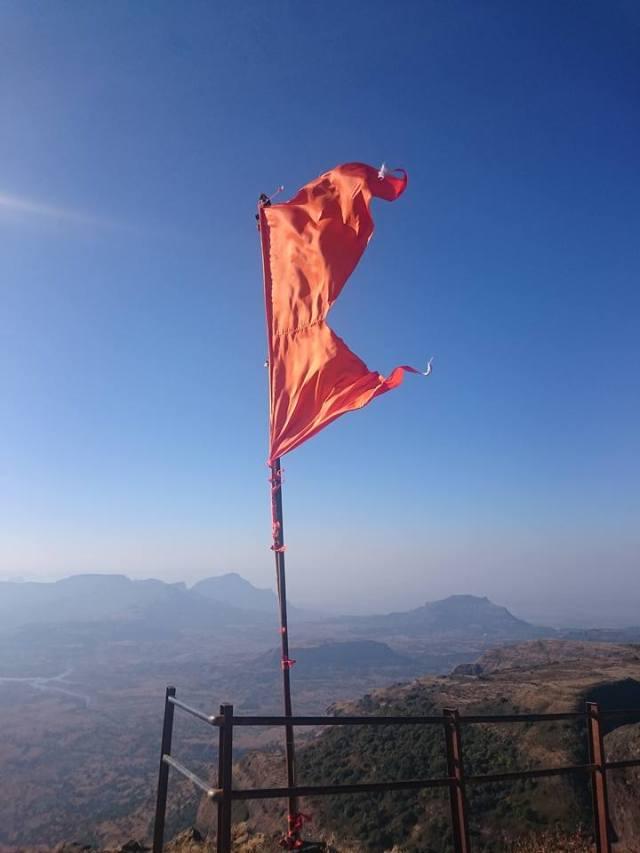 Trek To Kalsubai Highest Peak In Maharashtra