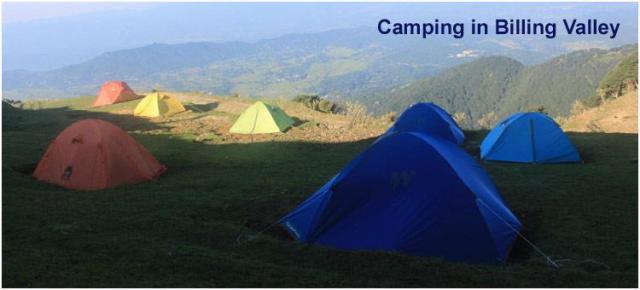 camping bir billing paragliding cost