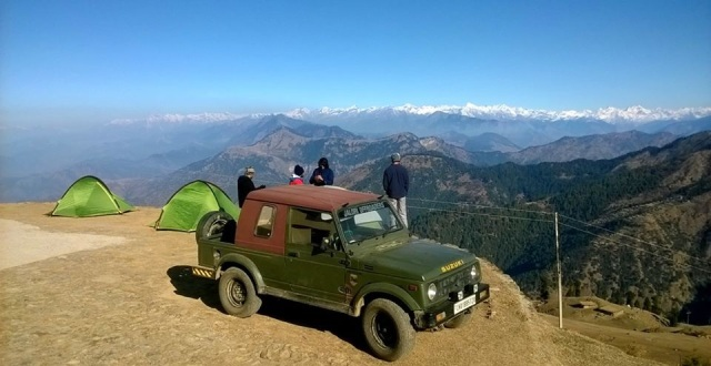 Camping at Prashar Lake Himachal Pradesh 2