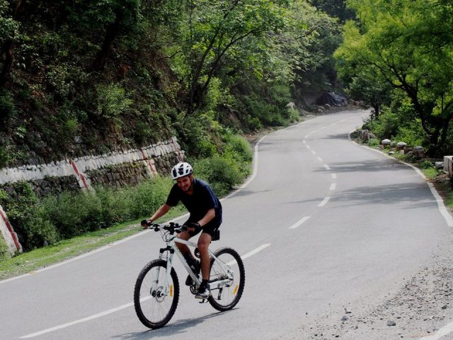 Dehradun Mussoorie Ride