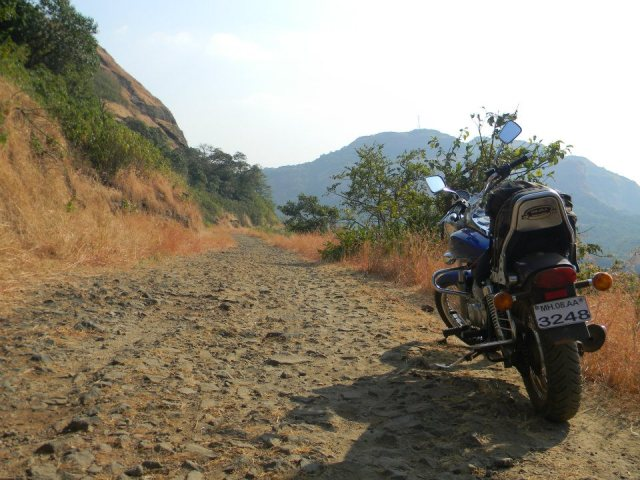 Adventurous Bike Ride To Rajmachi Base Camp