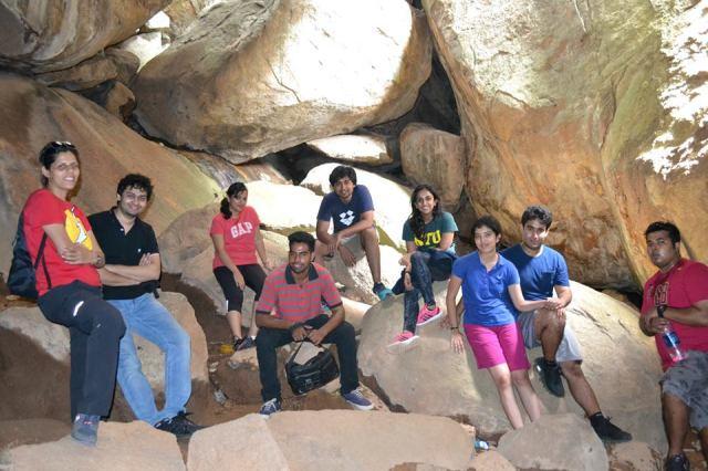 antargange trekking caves