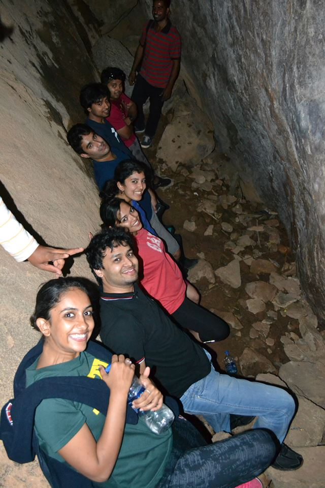 Anthargange Cave Explore Near Bangalore 1