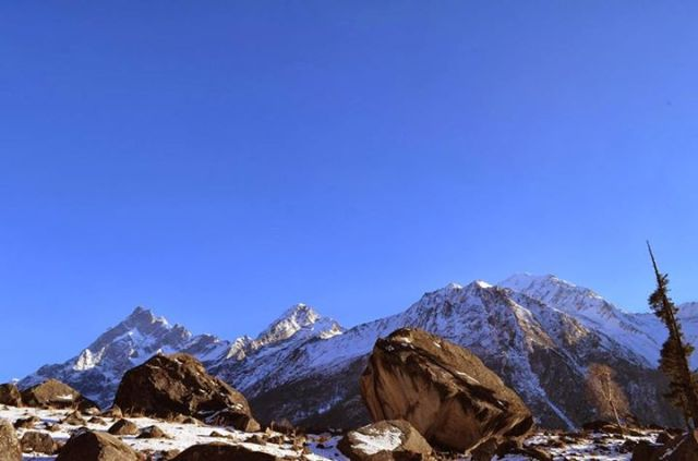 Har Ki Dun trekking 29