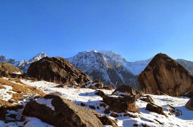 Har Ki Dun trekking 31