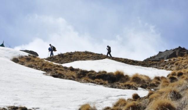 Kuari Pass Trek hills Uttarakhand