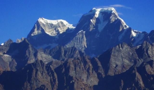 Kuari Pass Trek hills