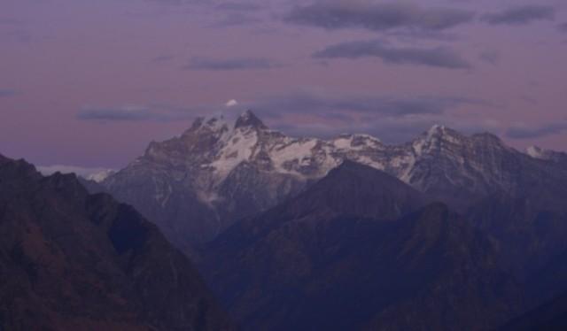 Kuari Pass Trek Uttarakhand