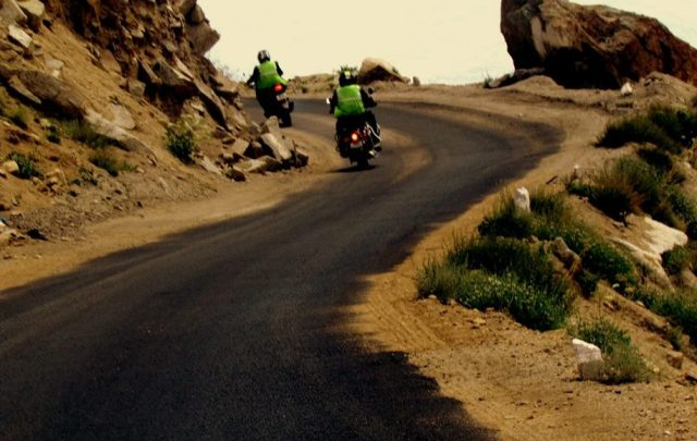 Ladakh-Biking