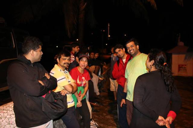 Mumbai Midnight Cycling Heritage Ride 2