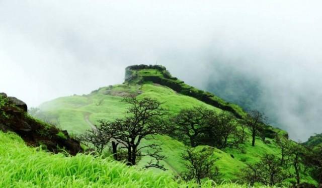 Rajmachi Fort Trek india