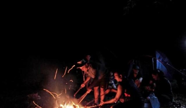 rajmachi night trek