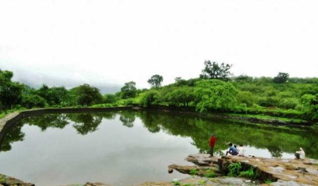 rajmachi trekking and swimming