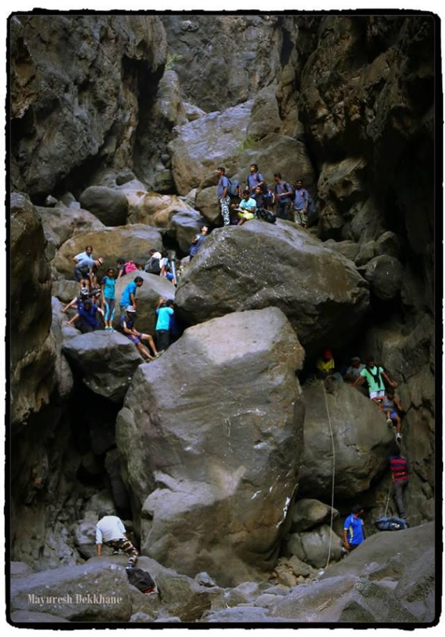 sandhan valley trek jan
