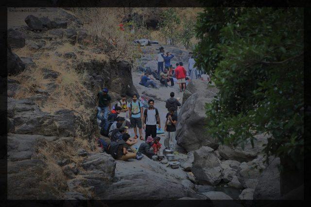 sandhan valley trek march