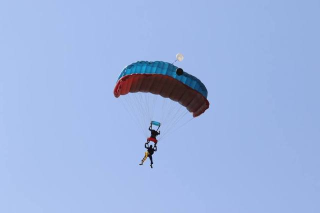 skydiving in ahmedabad