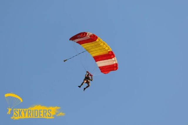 skydiving in india cost