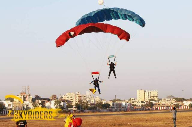 skydiving in india price