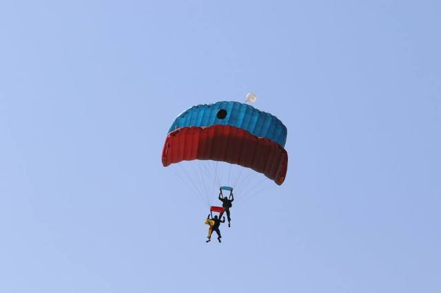 skydiving in mehsana
