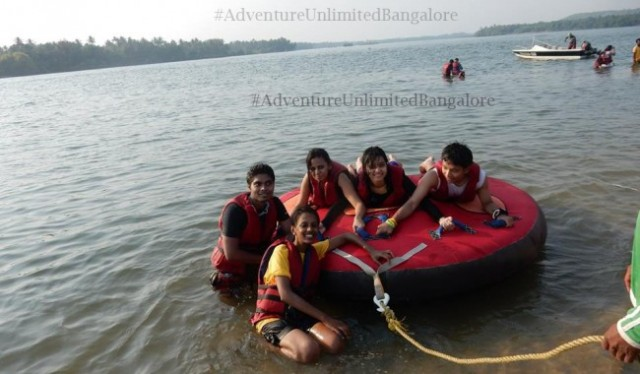 Rafting at Malvan