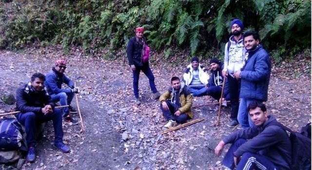 trekking to Prashar Lake 4