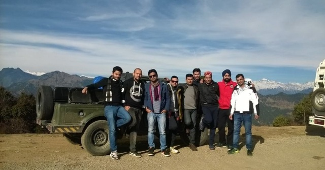 trekking to Prashar Lake 6