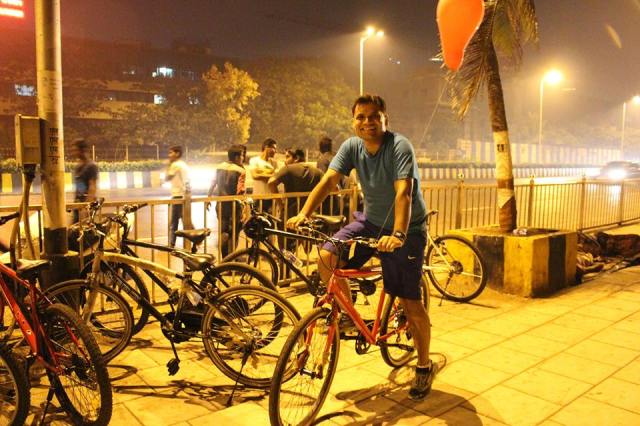umbai Midnight Cycling
