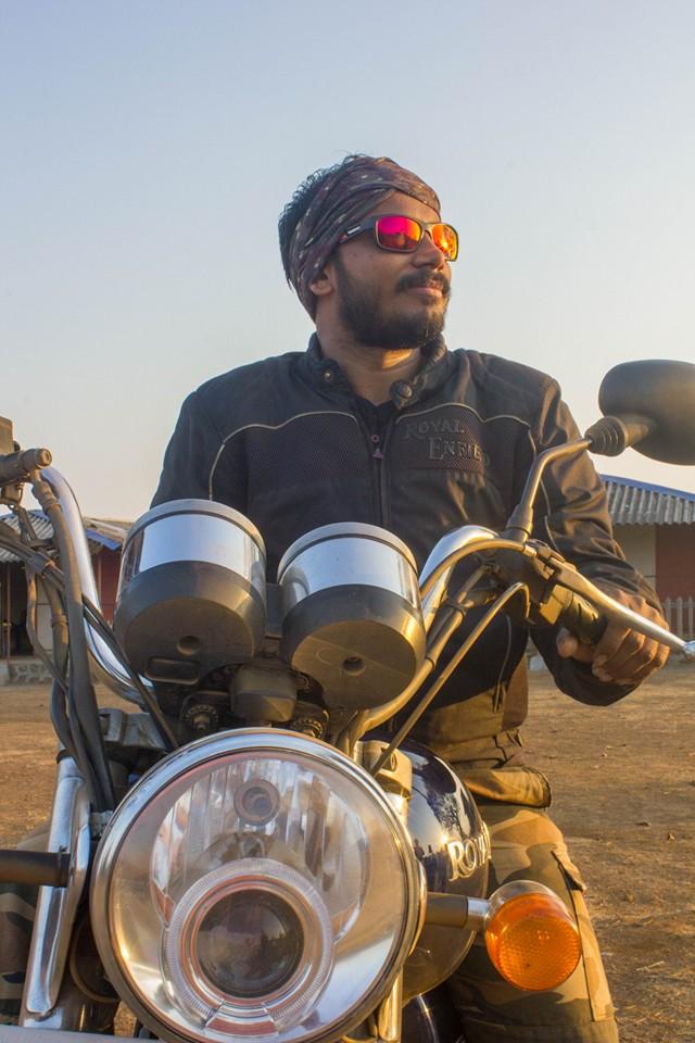 Adventurous Bike Ride To Rajmachi Base Camp 6 feb 1