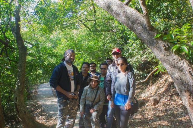Adventurous Bike Ride To Rajmachi Base Camp 6 feb 14