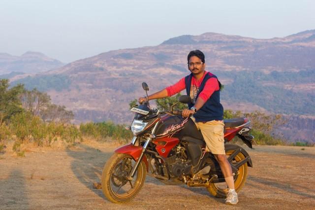 Adventurous Bike Ride To Rajmachi Base Camp 6 feb 15