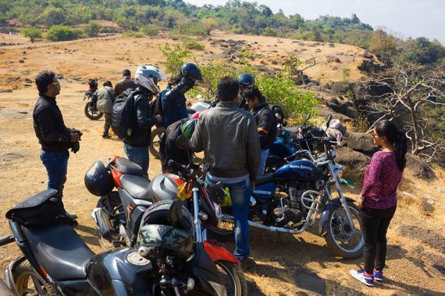 Adventurous Bike Ride To Rajmachi Base Camp 6 feb 23