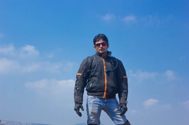 Adventurous Bike Ride To Rajmachi Base Camp 6 feb 4