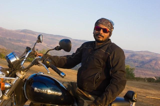 Adventurous Bike Ride To Rajmachi Base Camp 6 feb 8
