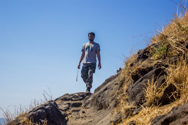 Adventurous Bike Ride To Rajmachi Base Camp 6 feb 9
