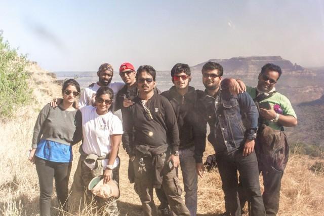 Adventurous Bike Ride To Rajmachi Base Camp 6 feb