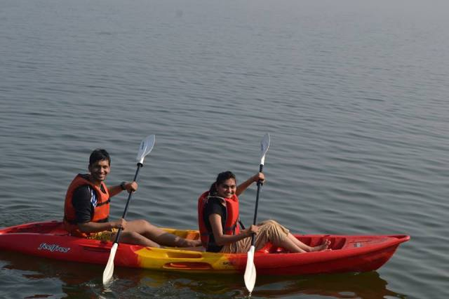 Kayaking in Bangalore 2