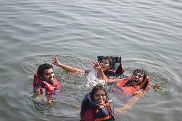 Kayaking in Bangalore 3