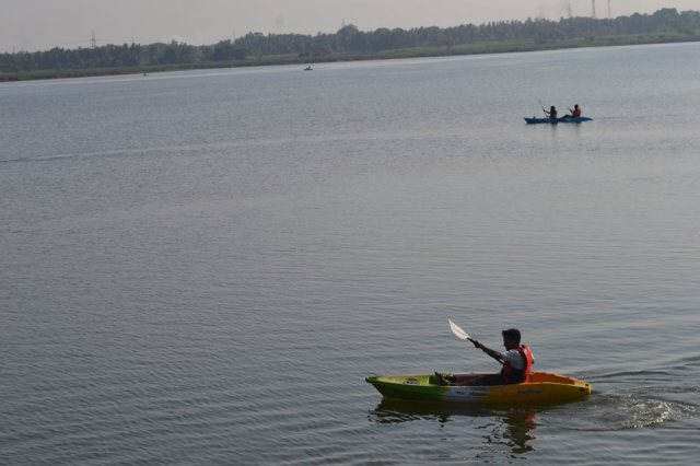 Kayaking in Bangalore