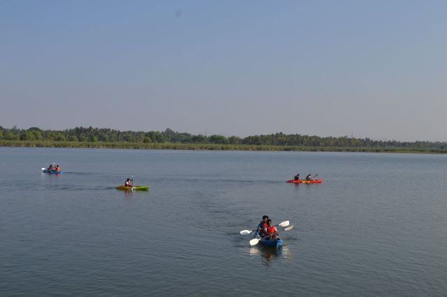 Kayaking in kunti betta 3