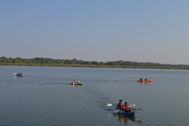 Kayaking in kunti betta 4