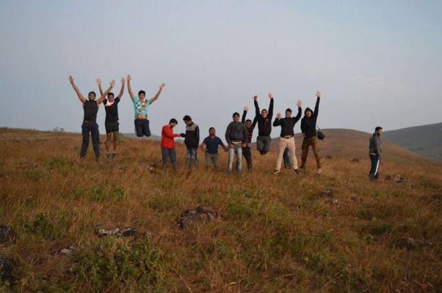Mesemerizing Mullayanagiri Trek