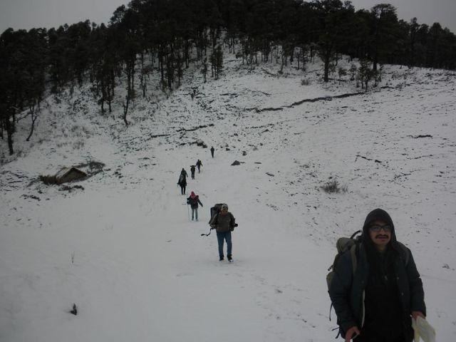 Panwali Kantha Trek