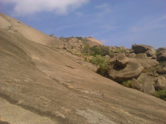 Savandurga Day Trek